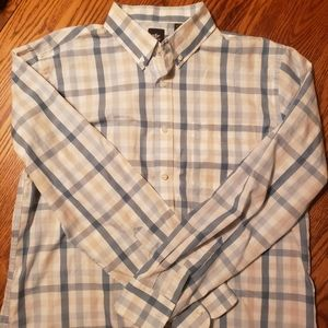 2 Dockers Button Down Long Sleeves